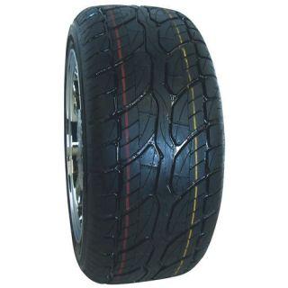 Duro Excel 215/40/12 Golf Cart Tire Set Low Lo Profile