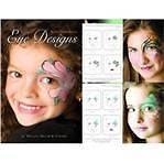 Face Painting Book of Eye Designs BKSF EYE