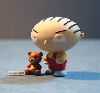 Family Guy KidRobot Mini Figures Stewie Griffin 2/16 Rarity