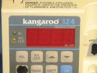 kangaroo feeding pump in IV & Fluid Administration