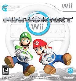 Mario Kart (Wii, 2008) Complete Game Only