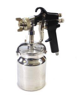 NEW AIR PAINT SPRAY GUN   HIGH PRESSURE TYPE   SPRAYER