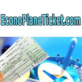 Ticket ONLINE WEB DOMAIN/TRAVEL/AIRLINE/FLIGHTS/FARE/AIRFARE