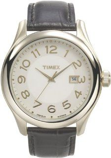 Timex Mens T2K691 Classic Dress Indiglo Watch Watches