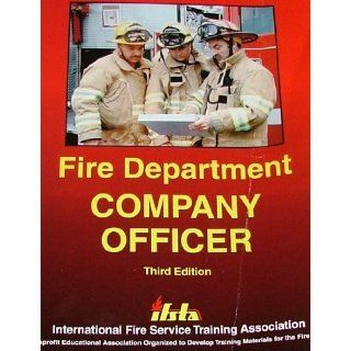Fire Department Company Officer International Fire Service Training