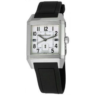 Jaeger LeCoultre Reverso Squadra Hometime Mens Watch Q7008620: Watches