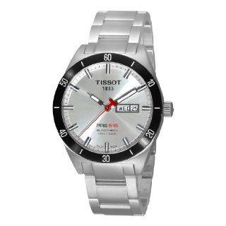 Tissot Mens T0444302103100 PRS 516 Day Date Calendar Watch Watches