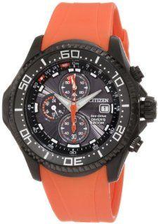 Citizen Mens BJ2119 06E Eco Drive Promaster Depth Meter Watch