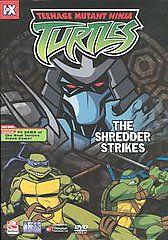 Teenage Mutant Ninja Turtles 3 Pack DVD, 2005, 3 DVD SET