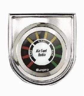 Air / Fuel Ratio Gauge Sunpro CP8200