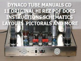 dynaco tube amplifier in Vintage Amplifiers & Tube Amps