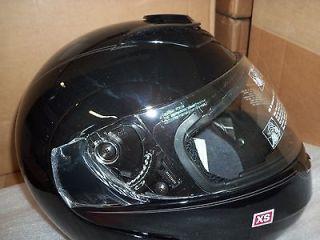 New Fulmer Dot AFM1 Adult Motorcycle Street Helmet Single Lens Glossy