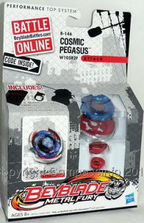 NEW BEYBLADE METAL FURY B146 Cosmic Pegasus
