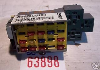 DODGE 01 NEON Fuse Box/Block P04793561AM 2001