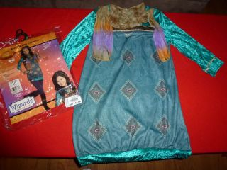 Girls Large 12 14 Alex Paisley Wizards Of Waverly Place Halloween
