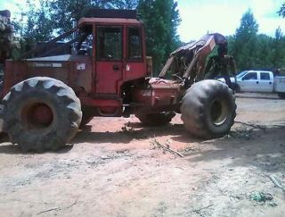 timberjack skidder in Equipment
