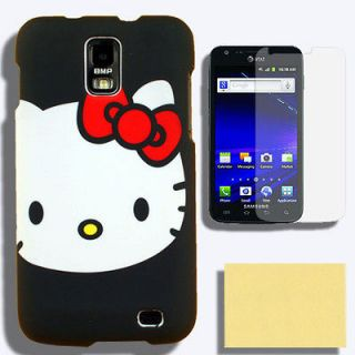 samsung galaxy s ii skyrocket hello kitty case in Cases, Covers