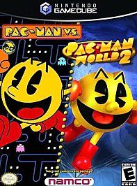 Man Vs. Pac Man World 2 Players Choice Nintendo GameCube, 2003