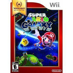 SUPER MARIO GALAXY (Wii, 2007) (2612)