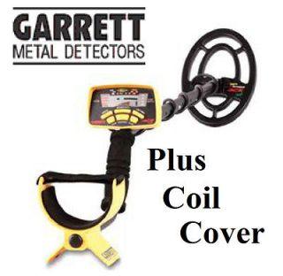 Garrett Ace 250 w/ Protective Coil Cover