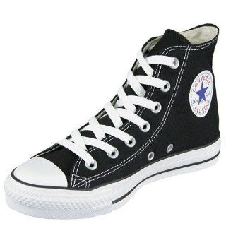 Converse Chuck Taylor All Star Shoes (M9160) Hi Top in Black:
