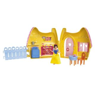 Disney Favorite Moments Collectible Castle and Doll   Snow White