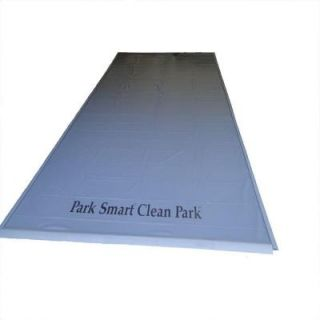 Park Smart Clean Park 7.5 ft. x 16 ft. Garage Mat 60716 at The Home