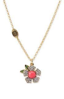 Juicy Couture Wish Flower Necklace