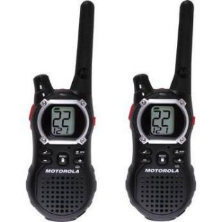 Motorola EM1000 Talkabout Two Way Walkie Talkie Radio (AA Batteries