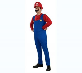 RUBIES Super Mario costume for adults   Size L  Pixmania UK