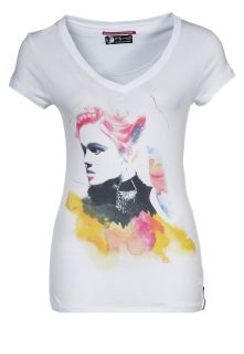 Andy Warhol by Pepe Jeans ANN   T Shirt   factory white   Zalando.de