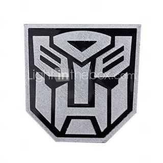 Transformers Autobot Car Decorative Badge Emblem 3D Logo LP 908   USD