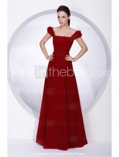 MID DEVON   Vestido de Fiesta de boda o de Dama de honor de Gasa   USD