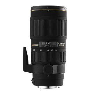 Sigma   Objetivo 70 200 mm f/2, 8 EX DG HSM II con macro (rosca para