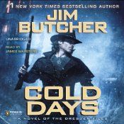 Cold Days The Dresden Files, Book 14 Audio Book  Jim Butcher