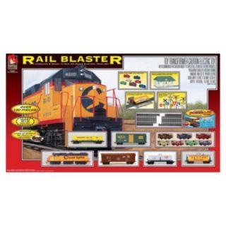 Lifelike Trains HO Scale Rail Blaster Train Set from Kmart