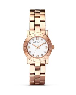 MARC BY MARC JACOBS Mini Amy Rose Gold Watch, 26mm  Bloomingdales