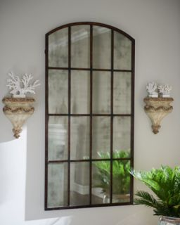 Amiel Large Arch Mirror   The Horchow Collection