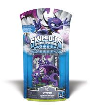 Skylanders Cynder Character for Collectibles  GameStop