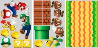 Nintendo Wall Graphics