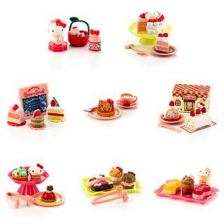Blind Box Hello Kitty Cake Shop