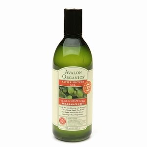 Buy Avalon Organics Bath & Shower Gel, Olive & Grape Seed & More