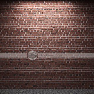 Dash Utility Brick Wall PP Paper Photography Studio Background