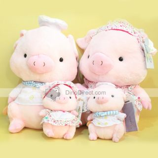 Wholesale LTY Cute Pig Stuffed Lint Doll Toy   DinoDirect