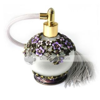 Wholesale Lealcpa Elegant Decorative Ornament Perfume Bottles