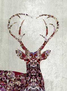 My Deer Love, Art Print  Print Shop