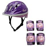 Cycle Helmets Cosmic Bike Helmet and Pad Set Childrens From www