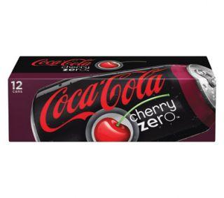 Cherry Coke Zero Fridge 12 Pack