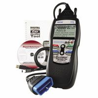 Innova/CAN OBD II diagnostic tool for all 1996 and newer cars, light