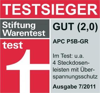 APC by Schneider Electric 1406763 Überspannungsschutz